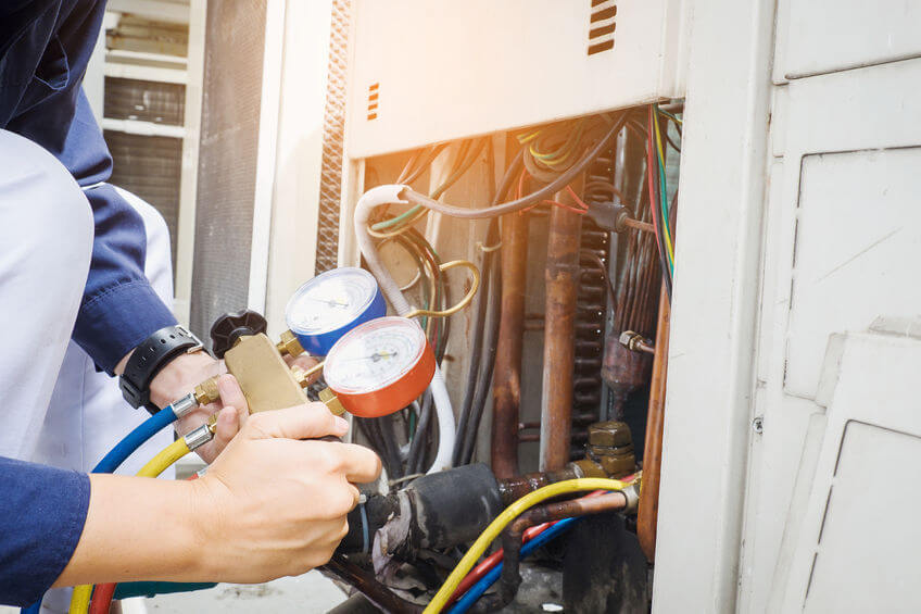 Volkman Plumbing, Heating, and Air Conditioning Air Conditioning Commercial Plumbing Heating and Cooling